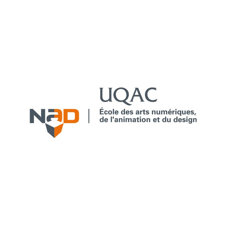 École des arts numériques, de l'animation et du design (UQAC)