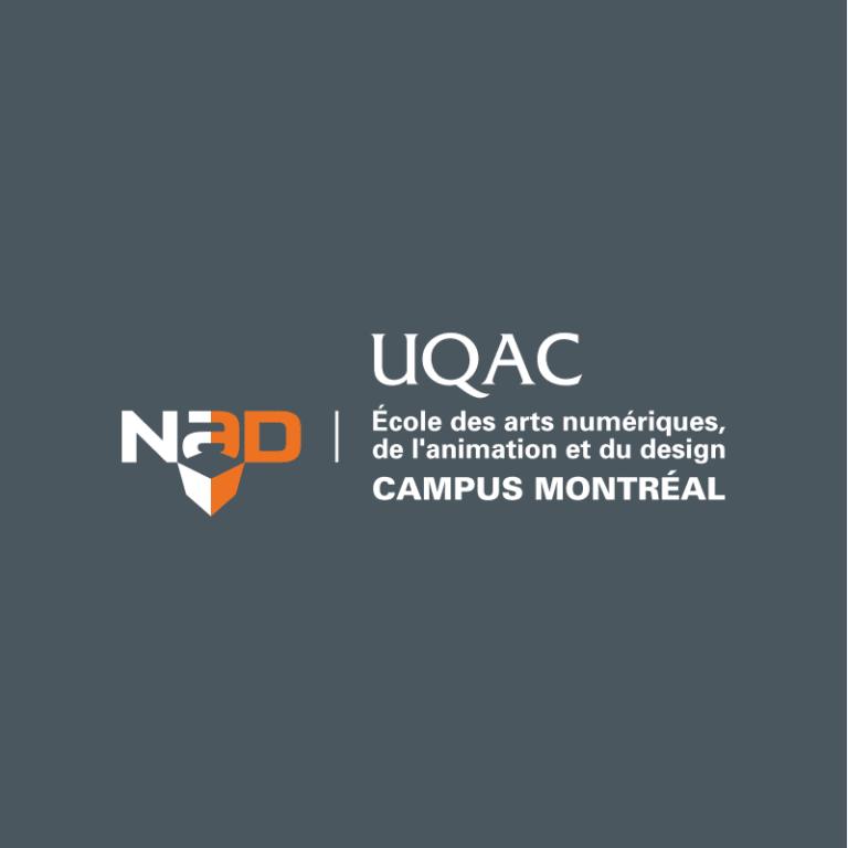 NAD, École des arts numériques, de l'animation et du design - UQAC